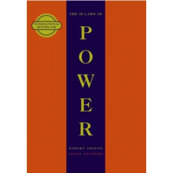 The 48 Laws Of Power by Robert Greene, Joost Ellfers (Paperback, 2000)