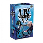 Vs System 2 Player Card Game A-Force Expansion