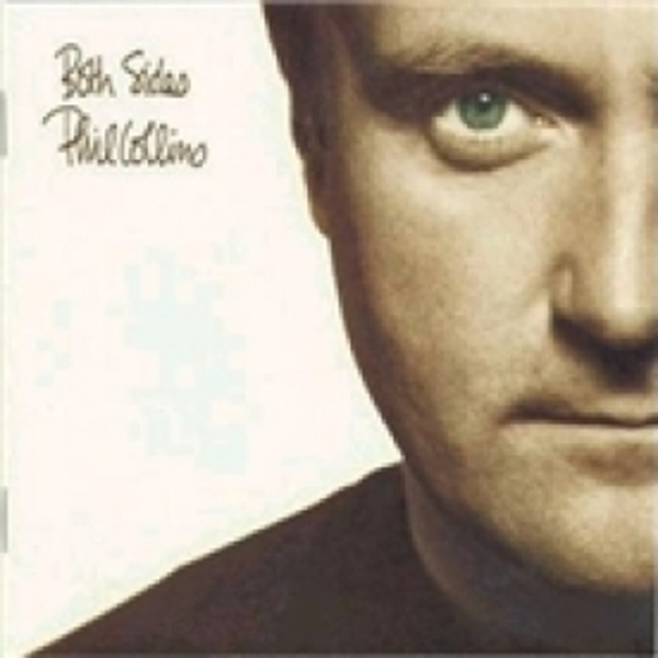 Phil Collins Both Sides CD