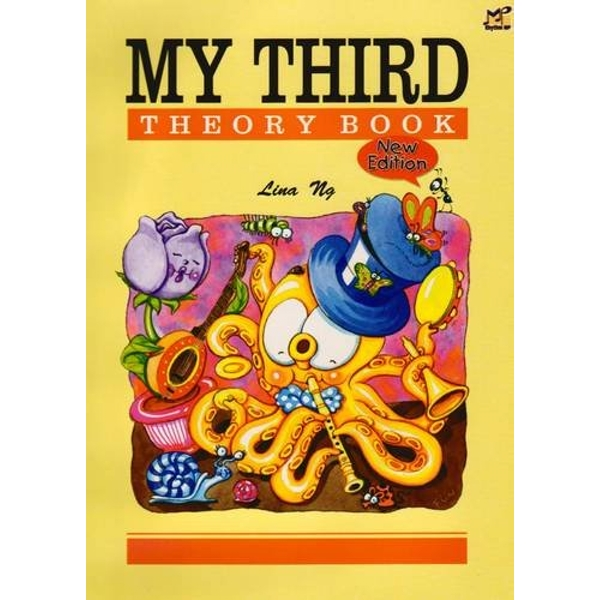 My Third Theory Book by Lina Ng (Paperback, 2005)
