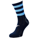 Precision Pro Hooped GAA Mid Socks Navy/Sky - UK Size 7-11 - Image 2