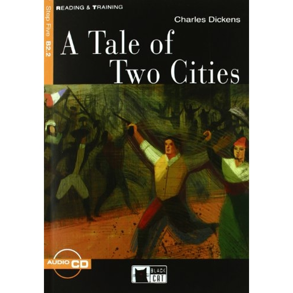 Reading & Training A Tale of Two Cities + audio CD Mixed media product 2011