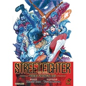 Street Fighter: The Novel: Where Strength Lies Paperback