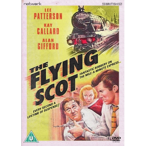 The Flying Scot DVD