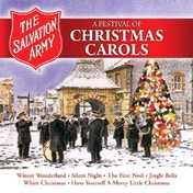 A Festival Of Christmas Carols Salvation Army CD