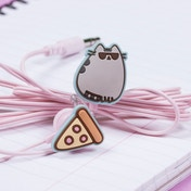 Thumbs Up! Pusheen Earphones