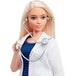Barbie Doctor with Stethoscope Doll - Image 2