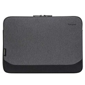 Targus Cypress Sleeve Computer Cover with EcoSmart Designed for Business Traveler and School fit up to 15.6-Inch Laptop/Notebook, Gray (TBS64702GL)