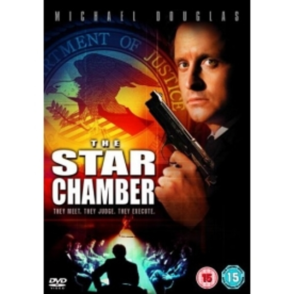 The Star Chamber DVD