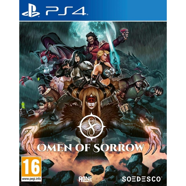 Omen Of Sorrow PS4 Game