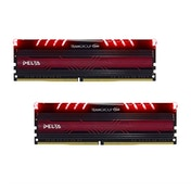 Team DELTA 16GB Breathing LED Heatsink (2 x 8GB) DDR4 2400MHz DIMM System Memory