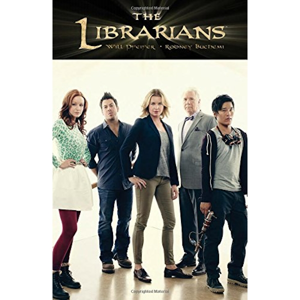 The Librarians Vol. 1: In Search Of TPB