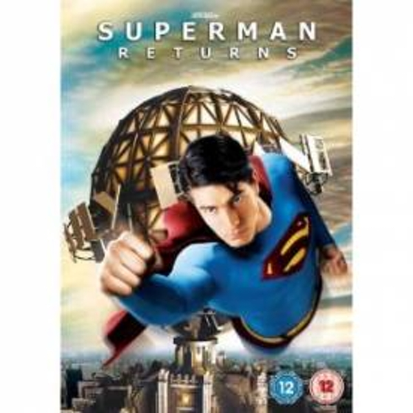Superman Returns 2006 DVD