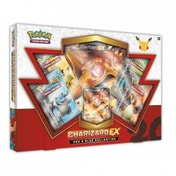 Ex-Display Pokemon TCG Red & Blue Collection: Charizard EX Used - Like New