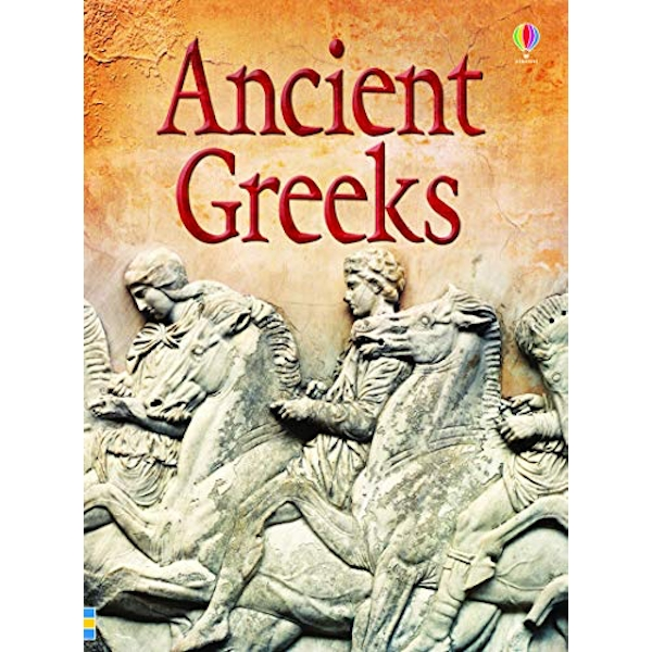 Ancient Greeks  Hardback 2015
