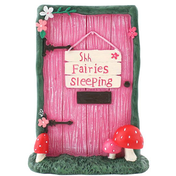 Fairy Door Shh Fairies Sleeping