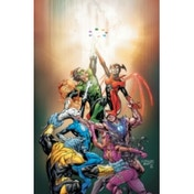 Green Lantern New Guardians Volume 1: The Ring Bearer TP (The New 52)