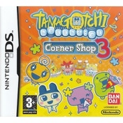 Tamagotchi Connexion Corner Shop 3 Game DS