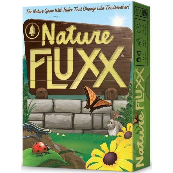 Nature Fluxx Card Game