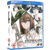 Steins Gate The Complete Series Blu-ray