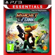 Ratchet & Clank Tools Of Destruction Game (Essentials) PS3