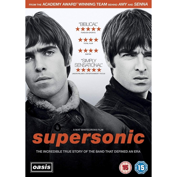 Oasis - Supersonic DVD