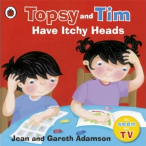Topsy and Tim: Have Itchy Heads by Jean Adamson (Paperback, 2011)