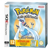 Pokemon Silver (Packaged Download Code) 3DS Game