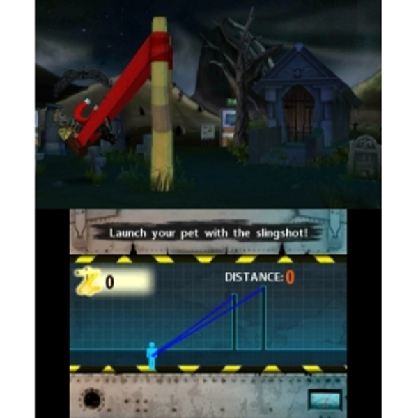 Pet Zombies Game 3DS - Image 3