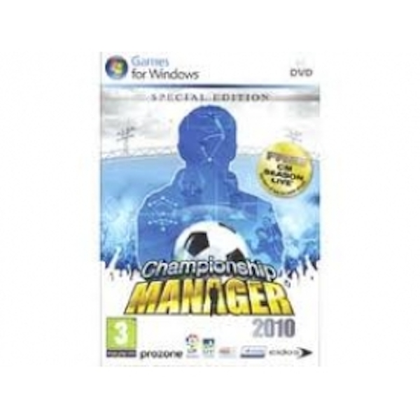 Championship Manager 2010 Game (Special Edition) PC