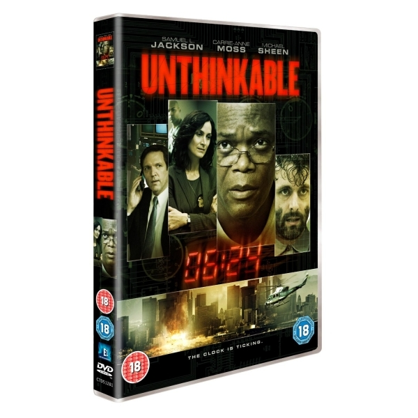 Unthinkable DVD