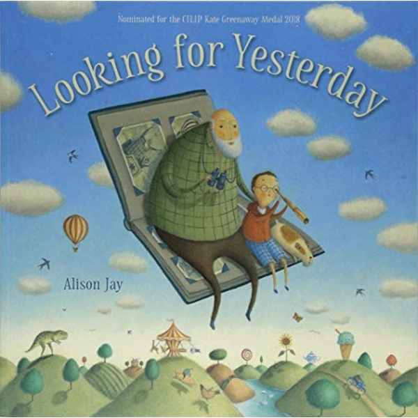 Looking For Yesterday  Paperback / softback 2018