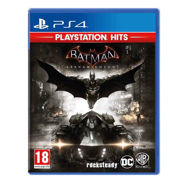 18433a9e1fc Batman Arkham Knight PS4 Game (PlayStation Hits) - nzgameshop.com