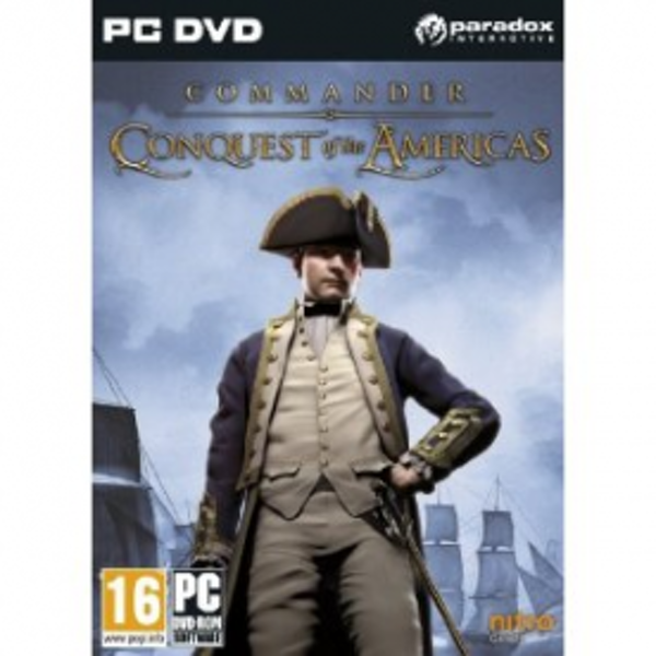 Commander Conquest Of The Americas Game PC