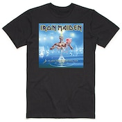 Iron Maiden - Seventh Son Box Men's XX-Large T-Shirt - Black