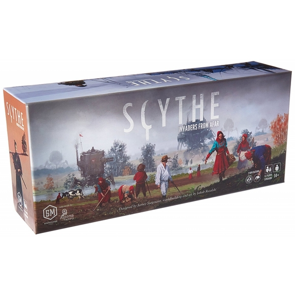 Scythe Invaders from Afar - Image 1