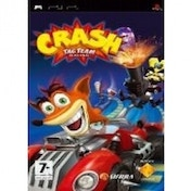 Crash Tag Team Racing (Platinum) Game PSP