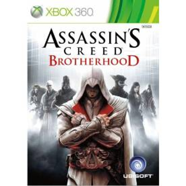 Assassin's Creed Brotherhood Game (Import) Xbox 360 Game