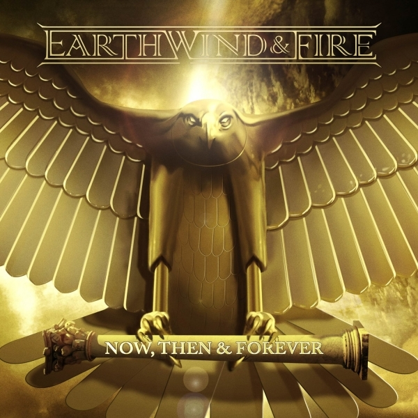 Earth Wind and Fire - Now Then & Forever CD