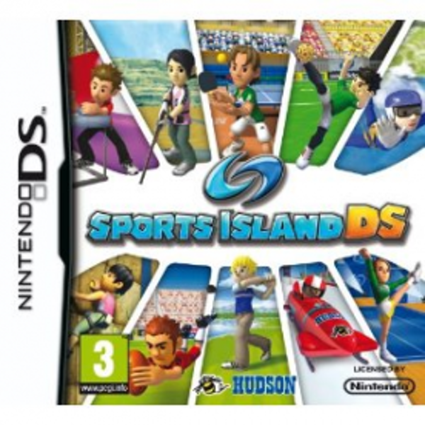 Sports Island Game DS