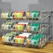 3 Tier Tin Can Rack | M&W - Image 2