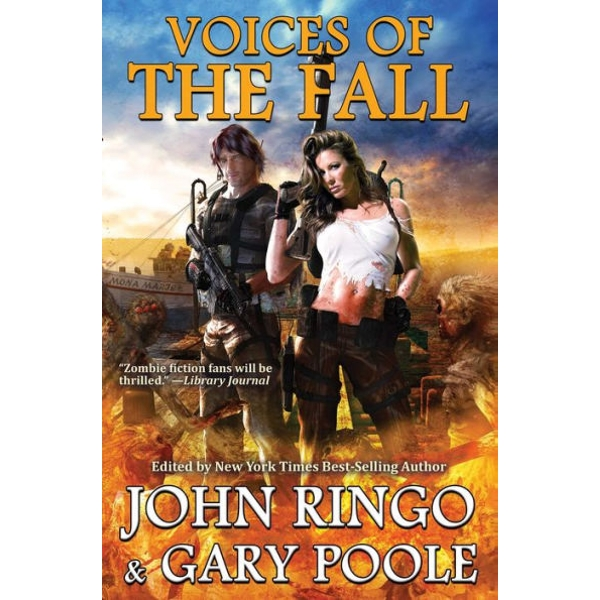 Voices of the Fall Hardcover