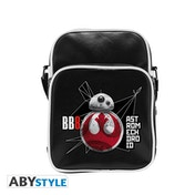 Star Wars - Bb8 E8- Vinyl Small  – Hook Messenger Bag