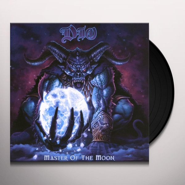 Dio - Master Of The Moon Limited Edition Lenticular Cover Vinyl
