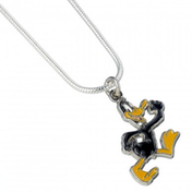 Official  Looney Tunes Daffy Duck Necklace