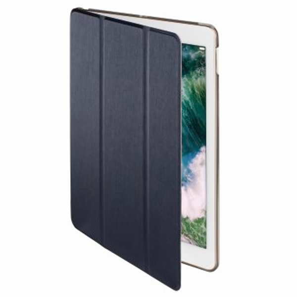 """Hama """"Fold Clear"""" Tablet Case for Apple iPad Pro 10.5 (2017), blue"""