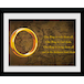 Lord Of The Rings One Ring Framed Collector Print - Image 2