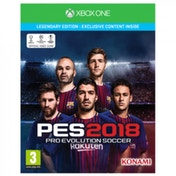 Pro Evolution Soccer 2018 Legendary Edition Xbox One Game