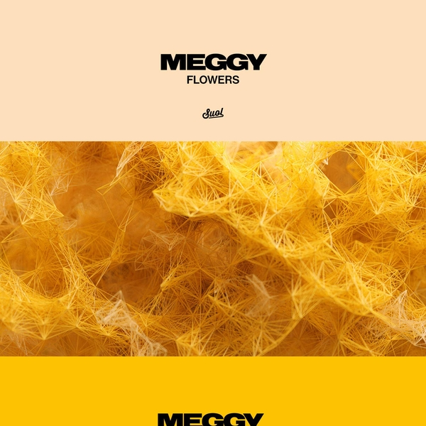 Meggy - Flowers EP Vinyl