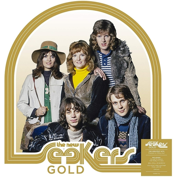 The New Seekers - Gold Vinyl